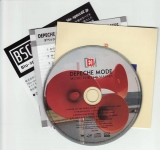 Depeche Mode : Music For The Masses : CD & Japanese and English Booklets