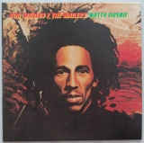 Marley, Bob - Natty Dread, Front cover