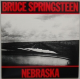 Springsteen, Bruce - Nebraska, Front Cover