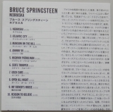 Springsteen, Bruce - Nebraska, Lyric book