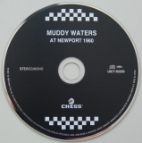 Waters, Muddy - At Newport 1960, CD