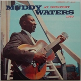 Waters, Muddy - At Newport 1960, Front Cover
