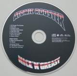 Atomic Rooster - Nice and Greasy (+4), CD