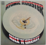 Atomic Rooster - Nice and Greasy (+4), Front Cover