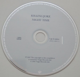 Killing Joke - Night Time, CD