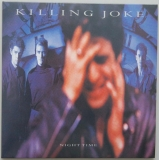 Killing Joke - Night Time, Front Cover