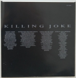 Killing Joke - Night Time, Inner sleeve side A