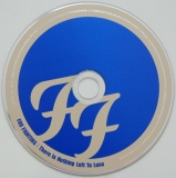Foo Fighters - There Is Nothing Left To Lose, CD