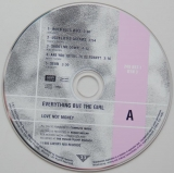 Everything But The Girl - Love Not Money, CD