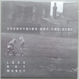 Everything But The Girl - Love Not Money, Front Cover