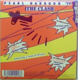 Clash (The) - Pearl Harbour '79, Back side of the giant OBI (english text)