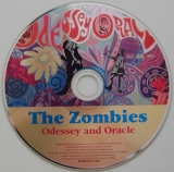 Zombies (The) - Odessey and Oracle +3, CD