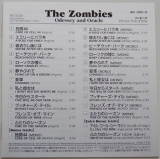 Zombies (The) - Odessey and Oracle +3, Lyric book