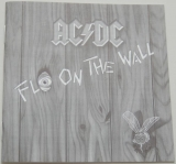AC/DC - Fly On The Wall, Lyric book