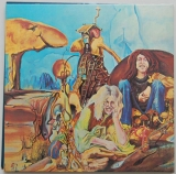 Blue Cheer - Outsideinside, Back cover