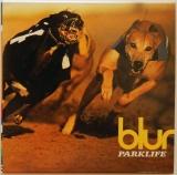Blur - Parklife + 1, Front cover