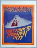 Parliament - Parliament Live, Sticker