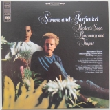 Simon + Garfunkel - Parsley, Sage, Rosemary and Thyme, Front Cover