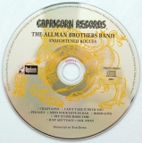 Allman Brothers Band (The) - Eat A Peach, CD