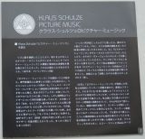 Schulze, Klaus  - Picture Music, Lyric book