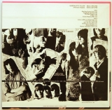 Jefferson Airplane - Surrealistic Pillow +6, Back cover