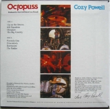 Powell, Cozy : Octopuss : Back Cover