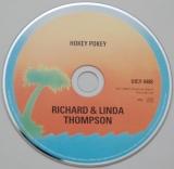 Thompson, Richard + Thompson, Linda - Hokey Pokey +5, CD