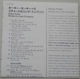 Thompson, Richard + Thompson, Linda - Hokey Pokey +5, Lyric book