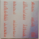 Cure (The) - Pornography , Inner sleeve side A