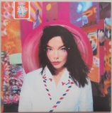 Bjork - Post+1, Front Cover