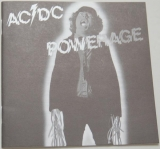 AC/DC - Powerage, Lyric book