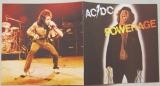 AC/DC - Powerage, Booklet