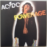 AC/DC - Powerage, Front Cover