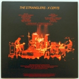Stranglers (The) - Rattus Norvegicus Box, Xcert Promo Sleeve Back