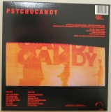 Jesus & Mary Chain - Psychocandy , Back cover