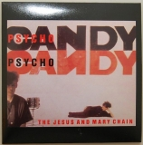 Jesus & Mary Chain - Psychocandy , Front Cover