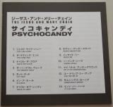 Jesus & Mary Chain - Psychocandy , Lyric book