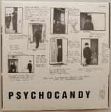 Jesus & Mary Chain - Psychocandy , Inner sleeve side B