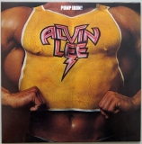 Lee, Alvin - Pump Iron, Front Cover