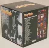 Deep Purple - Complete Vinyl Replica Collection box, Back Lateral View