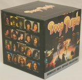 Deep Purple - Complete Vinyl Replica Collection box, Front Lateral View