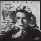 Bowie, David : Peter and the Wolf : Japanese Booklet