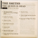 Smiths (The) - The Queen Is Dead, Lyrics sheet