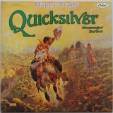 Quicksilver Messenger Service - Happy Trails, Front cover