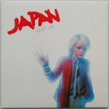 Japan (David Sylvian) - Quiet Life, Front Cover
