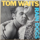 Waits, Tom - Rain Dogs , Front Cover