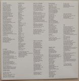 Waits, Tom - Rain Dogs , Inner sleeve side A