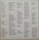 Waits, Tom - Rain Dogs , Inner sleeve side B