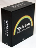 Rainbow - The Polydor Years Box 1975-1986, Front Lateral View