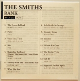 Smiths (The) - Rank, Lyrics sheet